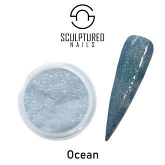 Glitter Acrylic Powder OCEAN