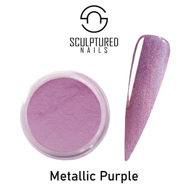 metallic Purple 2