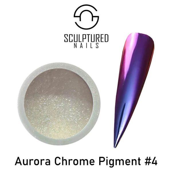 Aurora Chrome Pigment #4