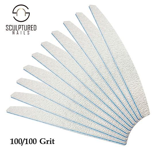 Durable Nail Files 100/100 10 stks