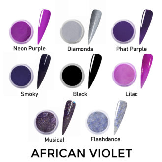 African Violet Collection