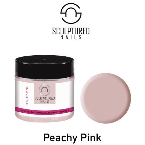 Sculptured Nails Advanced Formula Peachy Pink