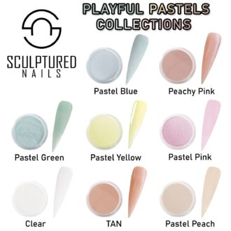 Playful Pastels Collection