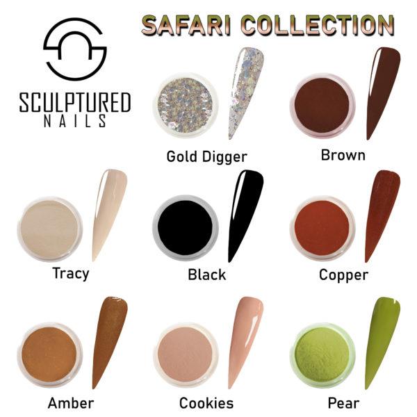 safari collection
