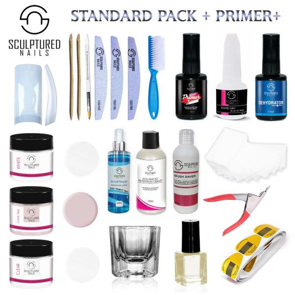 Acryl Nagels Starterspakket PRIMER-Plus