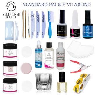 Acryl Nagels Starterspakket VITA-BOND