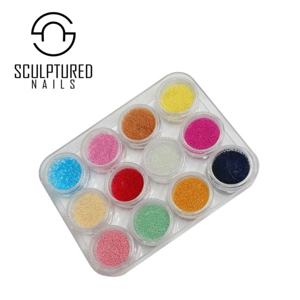 Colorful Caviar Beads Sets