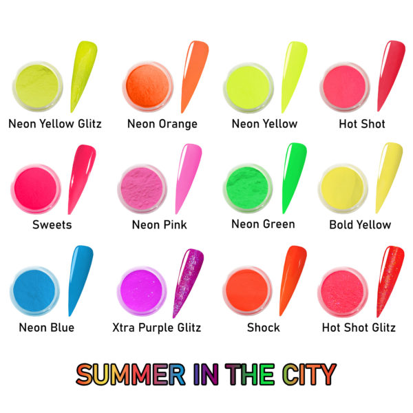 SUMMER IN THE CITY COLLECTION