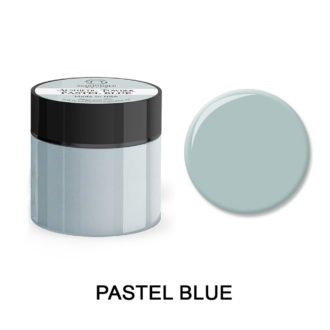 Colored Acrylic Powder PASTEL BLUE 25gram