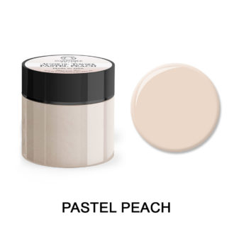 Colored Acrylic Powder PASTEL PEACH 25gram