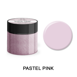 Colored Acrylic Powder PASTEL PINK 25gram