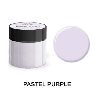 Colored Acrylic Powder PASTEL PURPLE 25gram