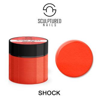 Colored Acrylic Powder SHOCK 25gram